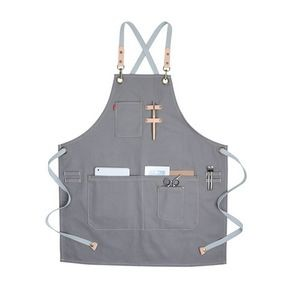 Multi-function Canvas Waterproof Apron